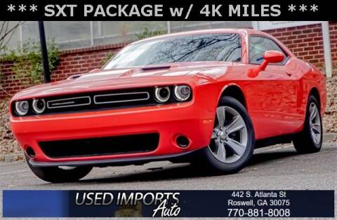 2020 Dodge Challenger for sale at Used Imports Auto in Roswell GA