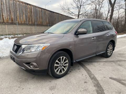 2013 Nissan Pathfinder for sale at Posen Motors in Posen IL