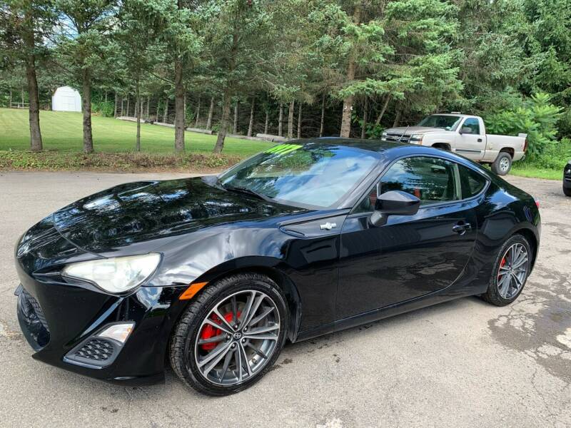 2013 Scion FR-S for sale at SMS Motorsports LLC in Cortland NY