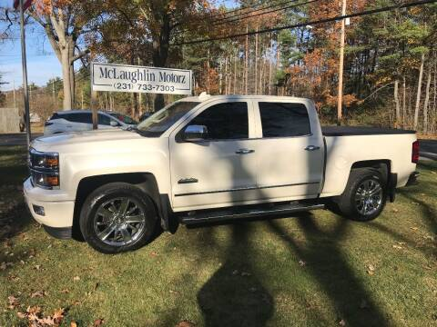 2015 Chevrolet Silverado 1500 for sale at McLaughlin Motorz in North Muskegon MI