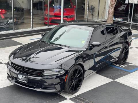 2016 Dodge Charger for sale at AutoDeals in Daly City CA