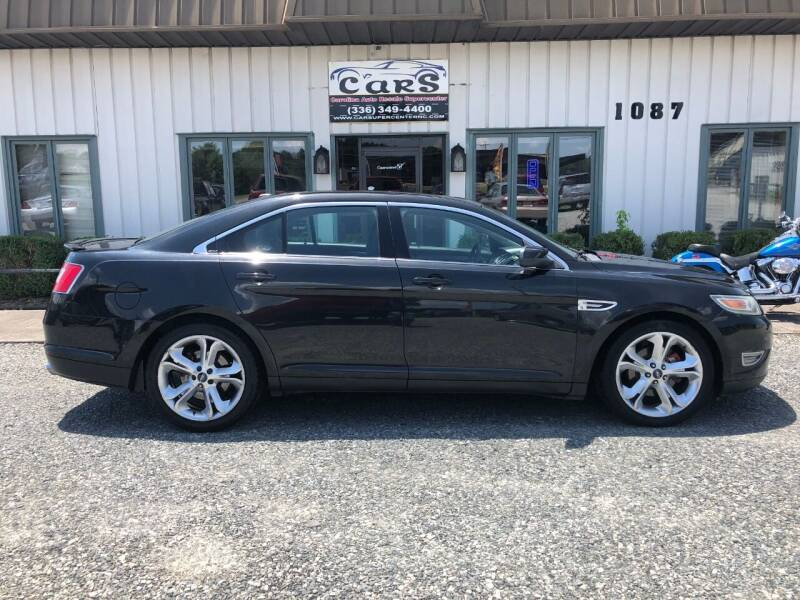 2011 Ford Taurus for sale at Carolina Auto Resale Supercenter in Reidsville NC