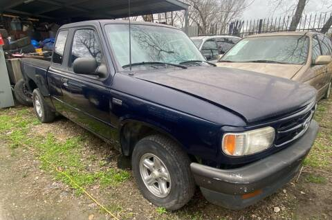 1995 Mazda B-Series Pickup for sale at Ody's Autos in Houston TX