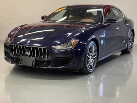 2018 Maserati Ghibli for sale at Road Runner Auto Sales WAYNE in Wayne MI
