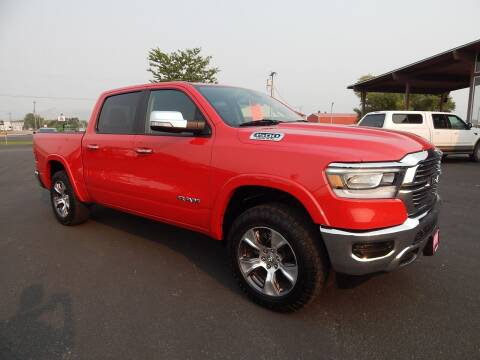 2019 RAM Ram Pickup 1500 for sale at West Motor Company - West Motor Ford in Preston ID