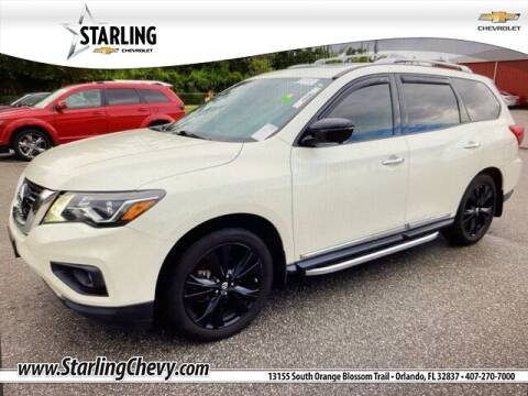2017 Nissan Pathfinder for sale at Pedro @ Starling Chevrolet in Orlando FL