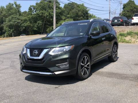 2020 Nissan Rogue for sale at LARIN AUTO in Norwood MA