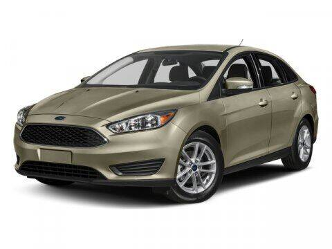 2017 Ford Focus for sale at DAVID McDAVID HONDA OF IRVING in Irving TX