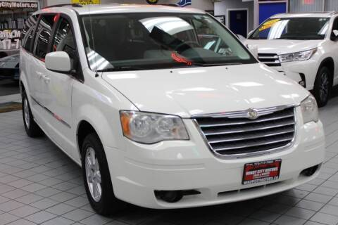 2010 Chrysler Town and Country for sale at Windy City Motors in Chicago IL