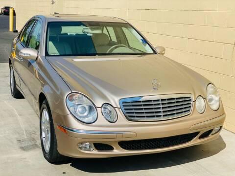 2003 Mercedes-Benz E-Class for sale at Auto Zoom 916 Rancho Cordova in Rancho Cordova CA