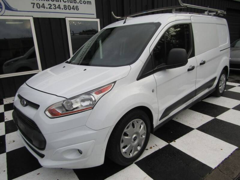 2016 Ford Transit Connect Cargo for sale at Metrolina Car Club in Matthews NC