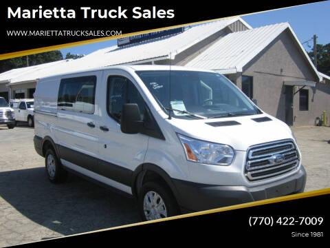 2019 Ford Transit Cargo for sale at Marietta Truck Sales in Marietta GA