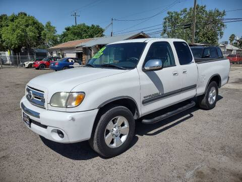 2003 Toyota Tundra for sale at Larry's Auto Sales Inc. in Fresno CA
