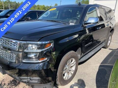 2018 Chevrolet Suburban for sale at PHIL SMITH AUTOMOTIVE GROUP - SOUTHERN PINES GM in Southern Pines NC