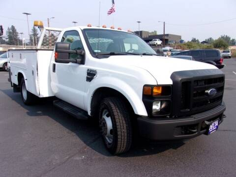 2008 Ford F-350 Super Duty for sale at Delta Auto Sales in Milwaukie OR