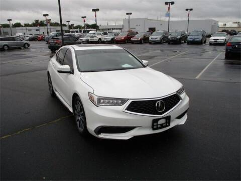 2018 Acura TLX for sale at BOB ROHRMAN FORT WAYNE TOYOTA in Fort Wayne IN