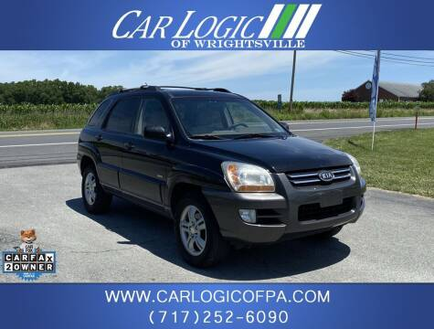2006 Kia Sportage for sale at Car Logic in Wrightsville PA