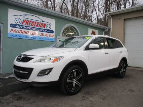 2011 Mazda CX-9 for sale at Precision Automotive Group in Youngstown OH