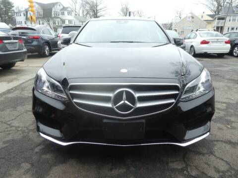 2016 Mercedes-Benz E-Class for sale at Wheels and Deals in Springfield MA