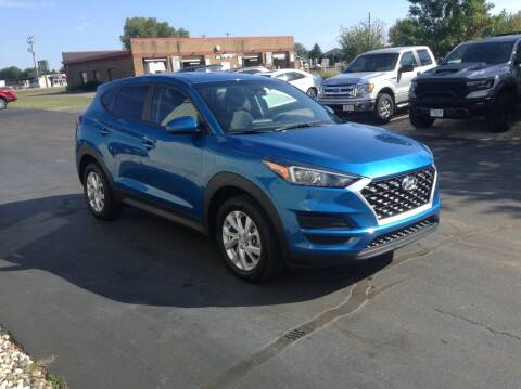 2020 Hyundai Tucson for sale at Bruns & Sons Auto in Plover WI