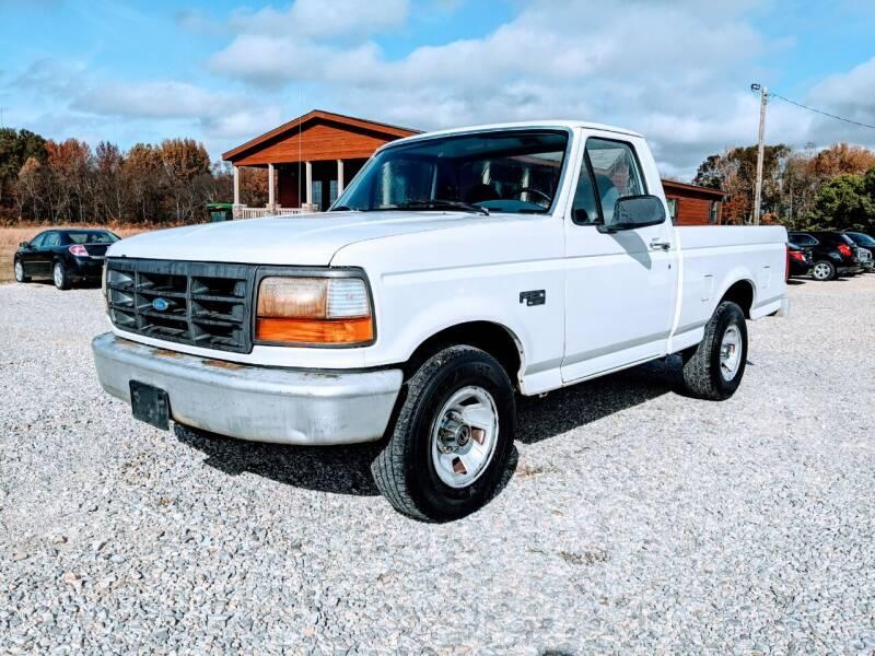 1996 Ford F-150 for sale at Delta Motors LLC in Jonesboro AR