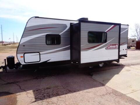 2017 SOLD SOLD SOLD Coleman Lantern 244BH for sale at Goldammer Auto in Tea SD