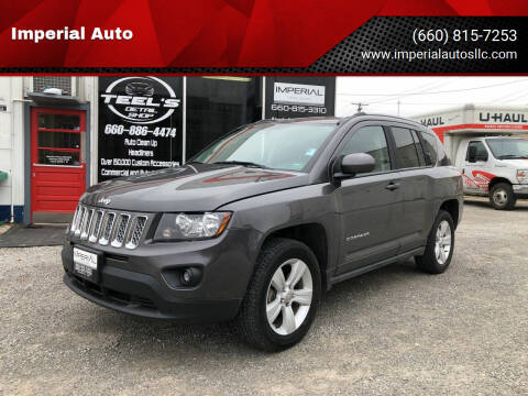 2016 Jeep Compass for sale at Imperial Auto, LLC in Marshall MO