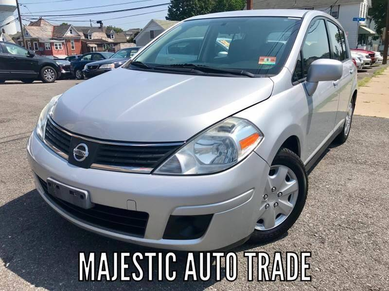 2009 Nissan Versa for sale at Majestic Auto Trade in Easton PA