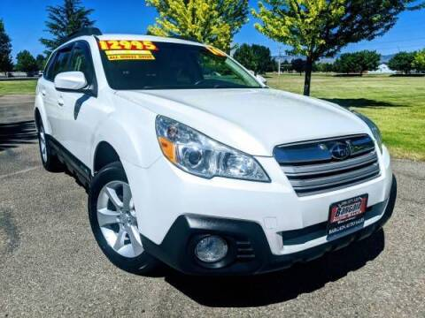 2014 Subaru Outback for sale at Bargain Auto Sales LLC in Garden City ID