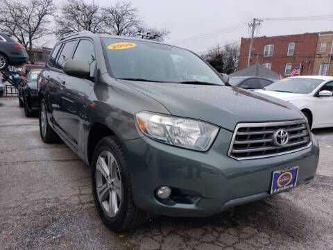 2009 Toyota Highlander for sale at AutoBank in Chicago IL