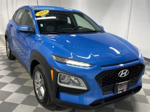 2018 Hyundai Kona for sale at Mr. Car LLC in Brentwood MD