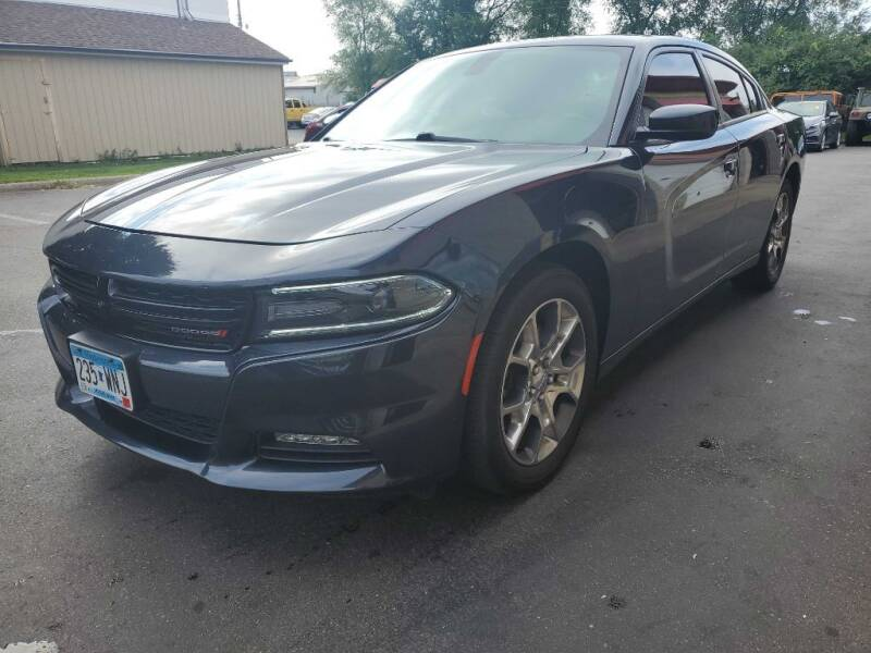 2017 Dodge Charger for sale at MIDWEST CAR SEARCH in Fridley MN