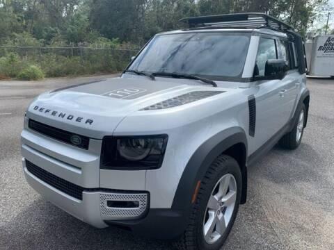 2020 Land Rover Defender for sale at JOE BULLARD USED CARS in Mobile AL