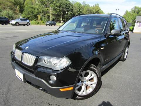 2009 BMW X3 for sale at Guarantee Automaxx in Stafford VA
