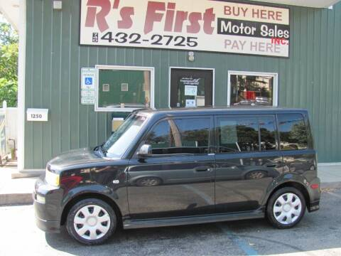 2005 Scion xB for sale at R's First Motor Sales Inc in Cambridge OH
