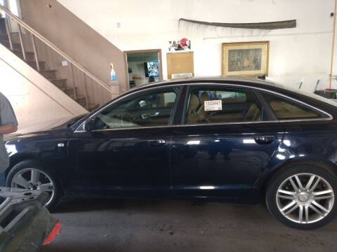2008 Audi A6 for sale at PYRAMID MOTORS - Pueblo Lot in Pueblo CO