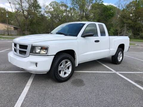 2011 RAM Dakota for sale at Lowcountry Auto Sales in Charleston SC