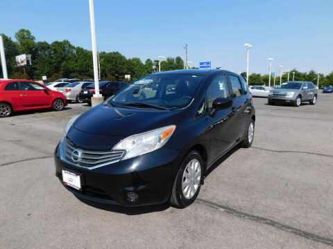 2015 Nissan Versa Note for sale at Paniagua Auto Mall in Dalton GA