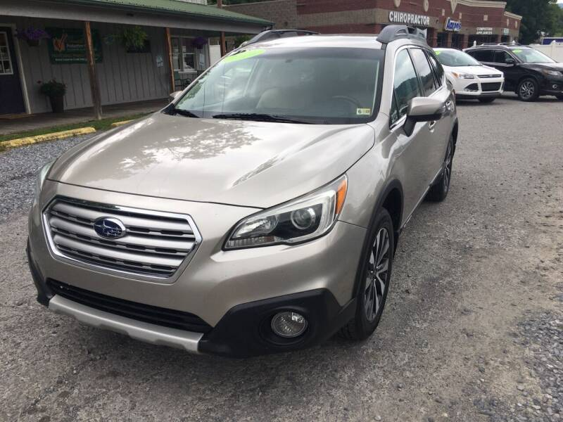 2016 Subaru Outback for sale at THE AUTOMOTIVE CONNECTION in Atkins VA