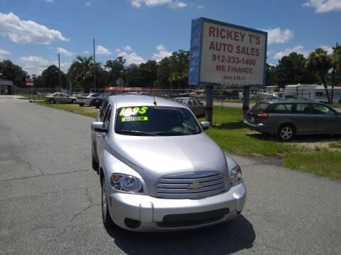 2010 Chevrolet HHR for sale at Rickey T's Auto Sales in Garden City GA