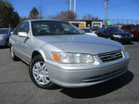 2001 Toyota Camry for sale at Unlimited Auto Sales Inc. in Mount Sinai NY