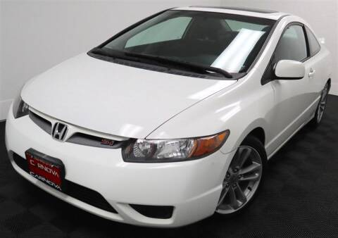 2007 Honda Civic for sale at CarNova in Stafford VA