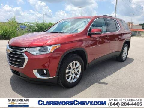 2018 Chevrolet Traverse for sale at Suburban Chevrolet in Claremore OK