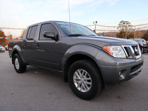 2019 Nissan Frontier for sale at Viles Automotive in Knoxville TN
