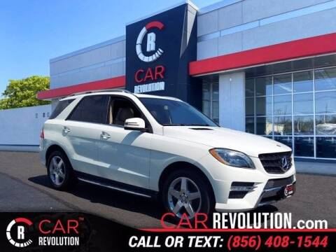 2015 Mercedes-Benz M-Class for sale at Car Revolution in Maple Shade NJ