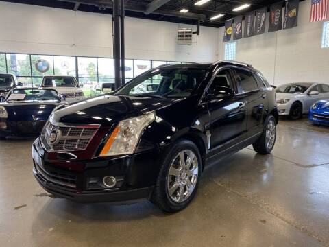 2012 Cadillac SRX for sale at CarNova in Sterling Heights MI