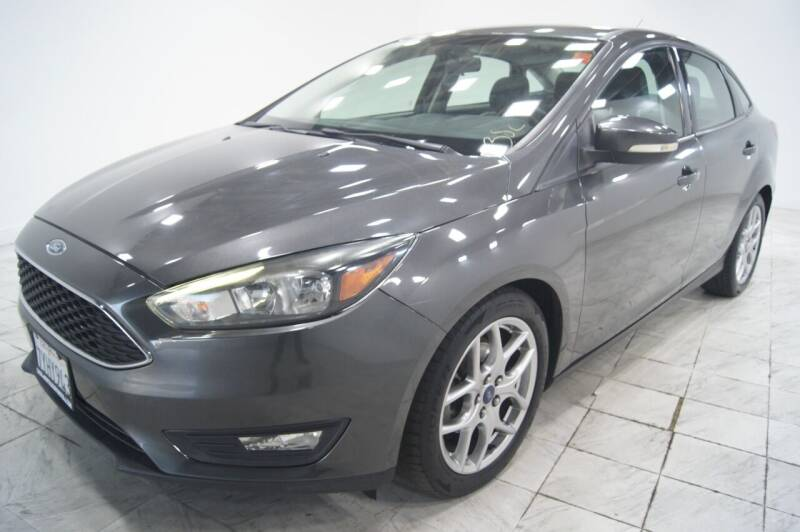 2015 Ford Focus for sale at Sacramento Luxury Motors in Carmichael CA