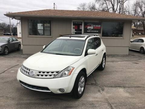 2007 Nissan Murano for sale at Big Red Auto Sales in Papillion NE