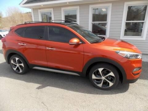2017 Hyundai Tucson for sale at Bachettis Auto Sales in Sheffield MA