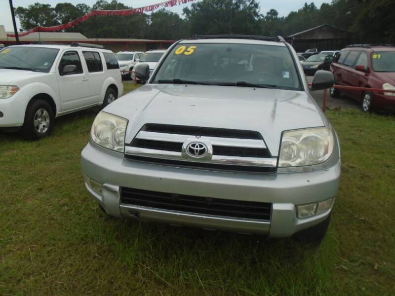 2005 Toyota 4Runner for sale at Alabama Auto Sales in Semmes AL